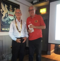 Roger Stratton, Lions Club of Devizes